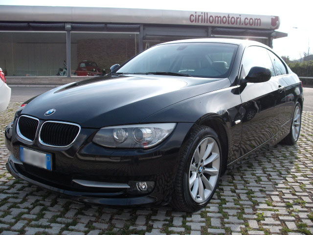 BMW 320D COUPE'