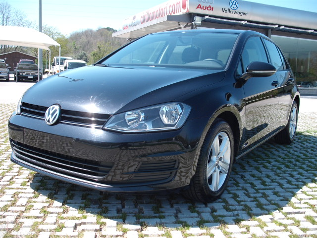 GOLF VII  1.6  TDI  COMFORTLINE BLUEMOTION