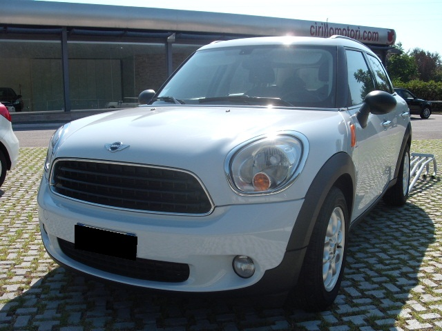 MINI ONE D  COUNTRYMAN 1.6
