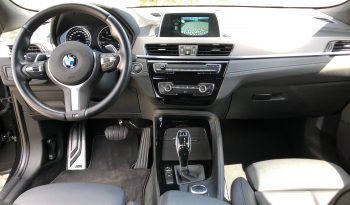 BMW X2 18d SDrive M-Sport completo