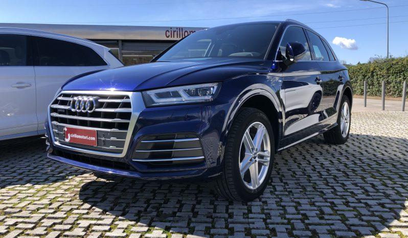 Audi Q5 2.0 TDI QUATTRO S-Line Virtual x3 S-Line completo