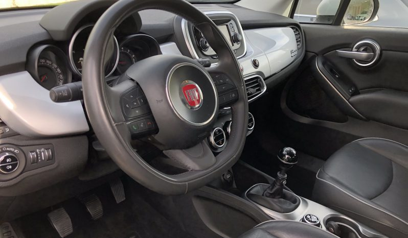 Fiat 500X 1.4 MultiAir Lounge completo